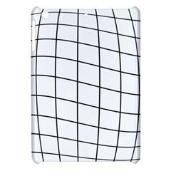Simple lines Apple iPad Mini Hardshell Case