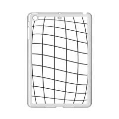 Simple lines iPad Mini 2 Enamel Coated Cases