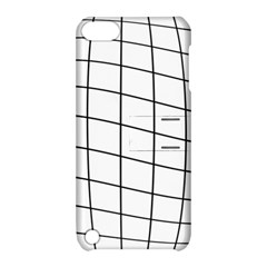 Simple lines Apple iPod Touch 5 Hardshell Case with Stand