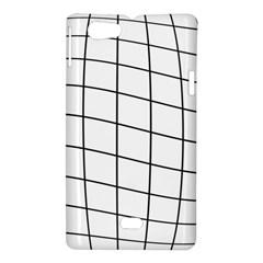 Simple lines Sony Xperia Miro