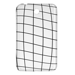 Simple lines Samsung Galaxy Tab 3 (7 ) P3200 Hardshell Case