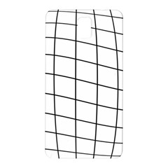 Simple lines Samsung Galaxy Note 3 N9005 Hardshell Back Case