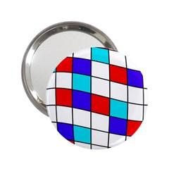 Colorful cubes  2.25  Handbag Mirrors