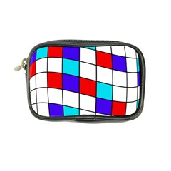 Colorful cubes  Coin Purse