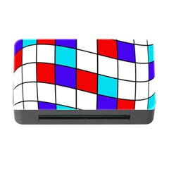 Colorful cubes  Memory Card Reader with CF