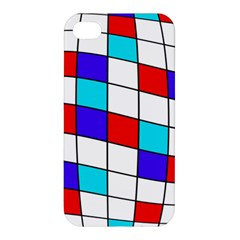 Colorful cubes  Apple iPhone 4/4S Hardshell Case