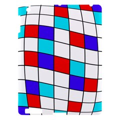 Colorful cubes  Apple iPad 3/4 Hardshell Case