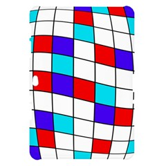 Colorful cubes  Samsung Galaxy Tab 10.1  P7500 Hardshell Case