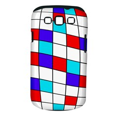Colorful cubes  Samsung Galaxy S III Classic Hardshell Case (PC+Silicone)