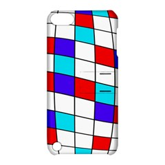 Colorful cubes  Apple iPod Touch 5 Hardshell Case with Stand