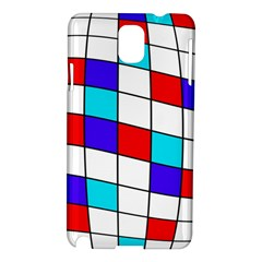 Colorful cubes  Samsung Galaxy Note 3 N9005 Hardshell Case