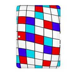 Colorful cubes  Samsung Galaxy Tab 2 (10.1 ) P5100 Hardshell Case