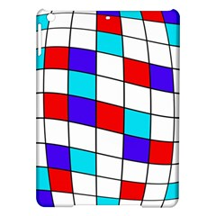 Colorful cubes  iPad Air Hardshell Cases