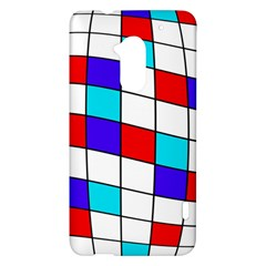 Colorful cubes  HTC One Max (T6) Hardshell Case
