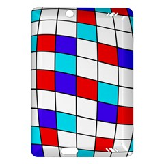 Colorful cubes  Amazon Kindle Fire HD (2013) Hardshell Case