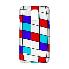 Colorful cubes  Samsung Galaxy S5 Hardshell Case