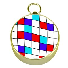 Colorful cubes  Gold Compasses