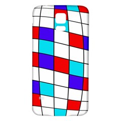 Colorful cubes  Samsung Galaxy S5 Back Case (White)