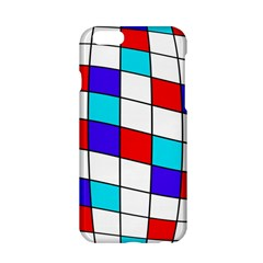 Colorful cubes  Apple iPhone 6/6S Hardshell Case