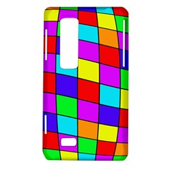 Colorful cubes LG Optimus Thrill 4G P925