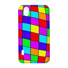 Colorful cubes LG Optimus P970