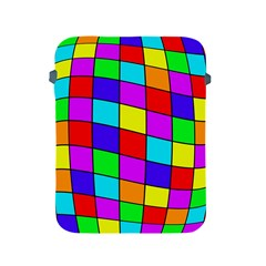 Colorful cubes Apple iPad 2/3/4 Protective Soft Cases