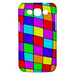 Colorful cubes Samsung Galaxy Win I8550 Hardshell Case