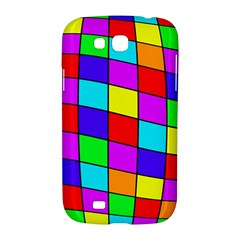 Colorful cubes Samsung Galaxy Grand GT-I9128 Hardshell Case