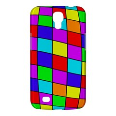 Colorful cubes Samsung Galaxy Mega 6.3  I9200 Hardshell Case