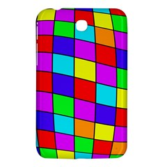 Colorful cubes Samsung Galaxy Tab 3 (7 ) P3200 Hardshell Case