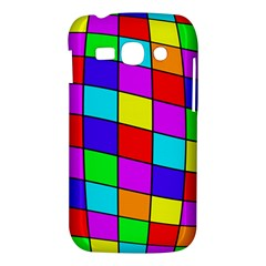 Colorful cubes Samsung Galaxy Ace 3 S7272 Hardshell Case