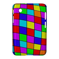 Colorful cubes Samsung Galaxy Tab 2 (7 ) P3100 Hardshell Case