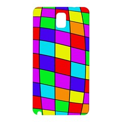 Colorful cubes Samsung Galaxy Note 3 N9005 Hardshell Back Case
