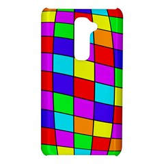 Colorful cubes LG G2