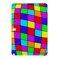 Colorful cubes Samsung Galaxy Tab Pro 12.2 Hardshell Case