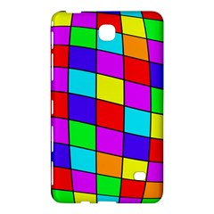 Colorful cubes Samsung Galaxy Tab 4 (8 ) Hardshell Case