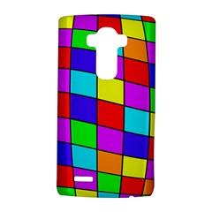 Colorful cubes LG G4 Hardshell Case