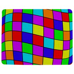 Colorful cubes Jigsaw Puzzle Photo Stand (Rectangular)