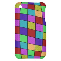 Colorful cubes  Apple iPhone 3G/3GS Hardshell Case