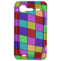 Colorful cubes  HTC Incredible S Hardshell Case
