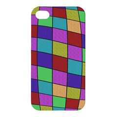 Colorful cubes  Apple iPhone 4/4S Premium Hardshell Case