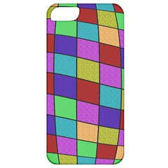 Colorful cubes  Apple iPhone 5 Classic Hardshell Case