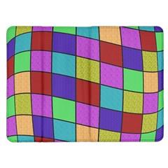 Colorful cubes  Kindle Fire (1st Gen) Flip Case