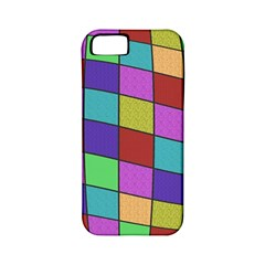 Colorful cubes  Apple iPhone 5 Classic Hardshell Case (PC+Silicone)