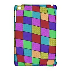 Colorful cubes  Apple iPad Mini Hardshell Case (Compatible with Smart Cover)
