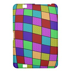 Colorful cubes  Kindle Fire HD 8.9