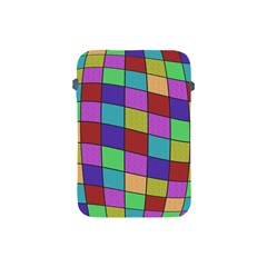 Colorful cubes  Apple iPad Mini Protective Soft Cases