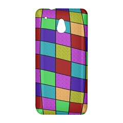 Colorful cubes  HTC One Mini (601e) M4 Hardshell Case