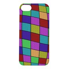 Colorful cubes  Apple iPhone 5S/ SE Hardshell Case