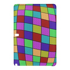 Colorful cubes  Samsung Galaxy Tab Pro 10.1 Hardshell Case